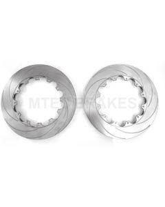 MTEC356.32.1004 -  356mm x 32mm x 6mm bolt hole K Sport replacement discs