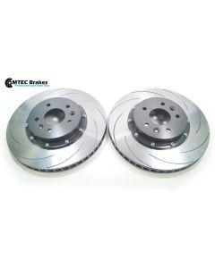 MTEC7009 - 2 Piece front brake disc and aluminium bells