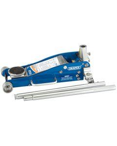 Draper Tools 2.5T Aluminium And Steel Trolley Jack Product no: 31479