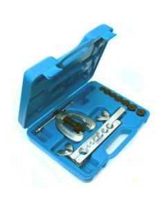 Double Brake pipe flaring tool