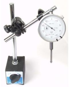 DTI Gauge and magnetic base