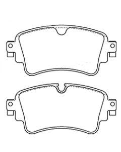 MDB3850 Mintex Brake Pads