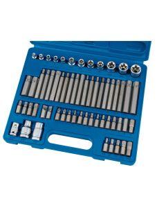 Draper Tools Socket & Bit Set Product no: 63376