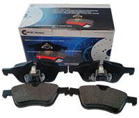 MTEC Premium Brake Pads